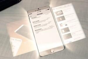 Iphone 6 с голографическим дисплеем