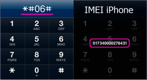 IMEI телефона проверить