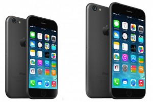 Айфон 6 чёрный Фото