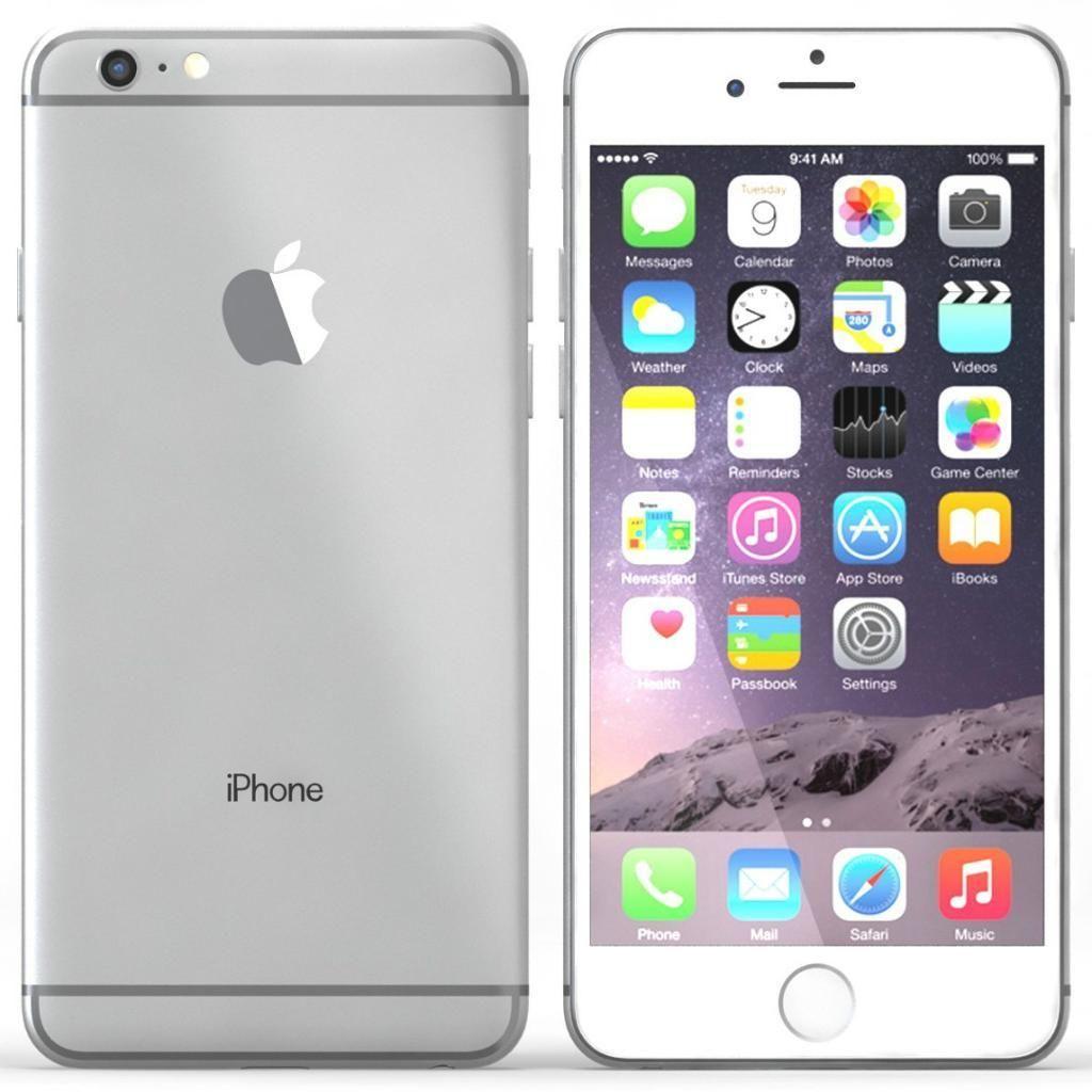 Айфон 6 белого цвета
