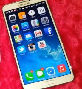 Лаунчер iPhone 6 для Android