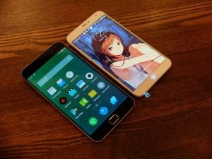 Сравнение iPhone 6 и Meizu MX4
