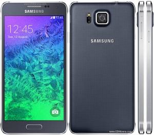 Cравнение iPhone 6 и Samsung Galaxy Alpha