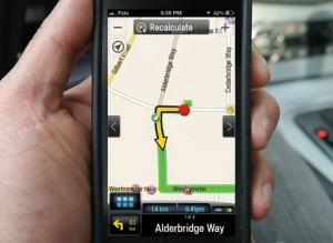 Навигатор на айфон без интернета