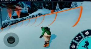 Snowboard party на Андроид