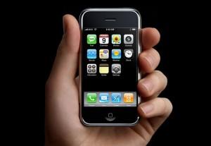 старый iphone