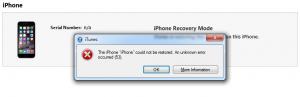 Ошибка 53 у iPhone 6