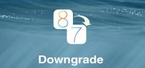 с iOS 8 до iOS 7