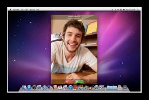 FaceTime Mac OS