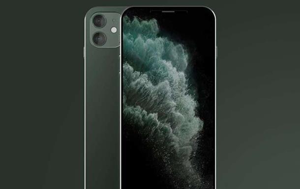 Дата начала массового производства бюджетного смартфона от Apple